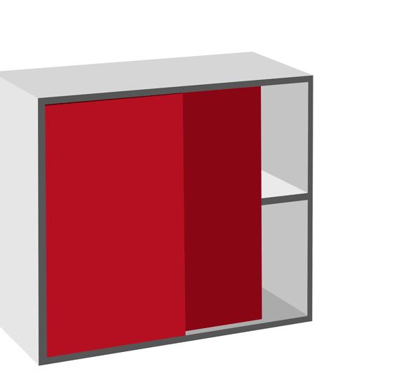 uni profi schiebet renschrank abschlie bar 1 2m 5oh ahorn schrank aktenschrank ebay. Black Bedroom Furniture Sets. Home Design Ideas