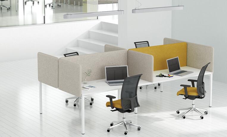 Schreibtisch NOVA U 1.600 x 800 mm Weiß Bürotische Schreibtische ...