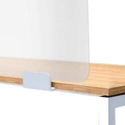 Häufig Tischtrennwand UNI aus Plexiglas Akustik & Sichtschutz Tischtrennwände ZD86