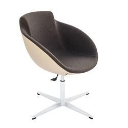 Loungesessel sessel mit 4 fu gestell tula ebay for Stuhl design analyse